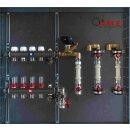 MSV02 - AME Messstation mit FBH Verteiler und Strangregler